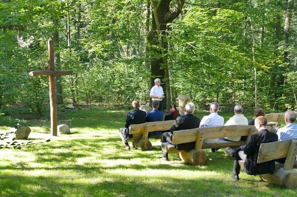 Bild Eröffnung Waldhufe